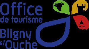 logo office du tourisme l'escarboucle maison d'hotes à bligny sur ouche cote d'or bourgogne à proximité de Beaune