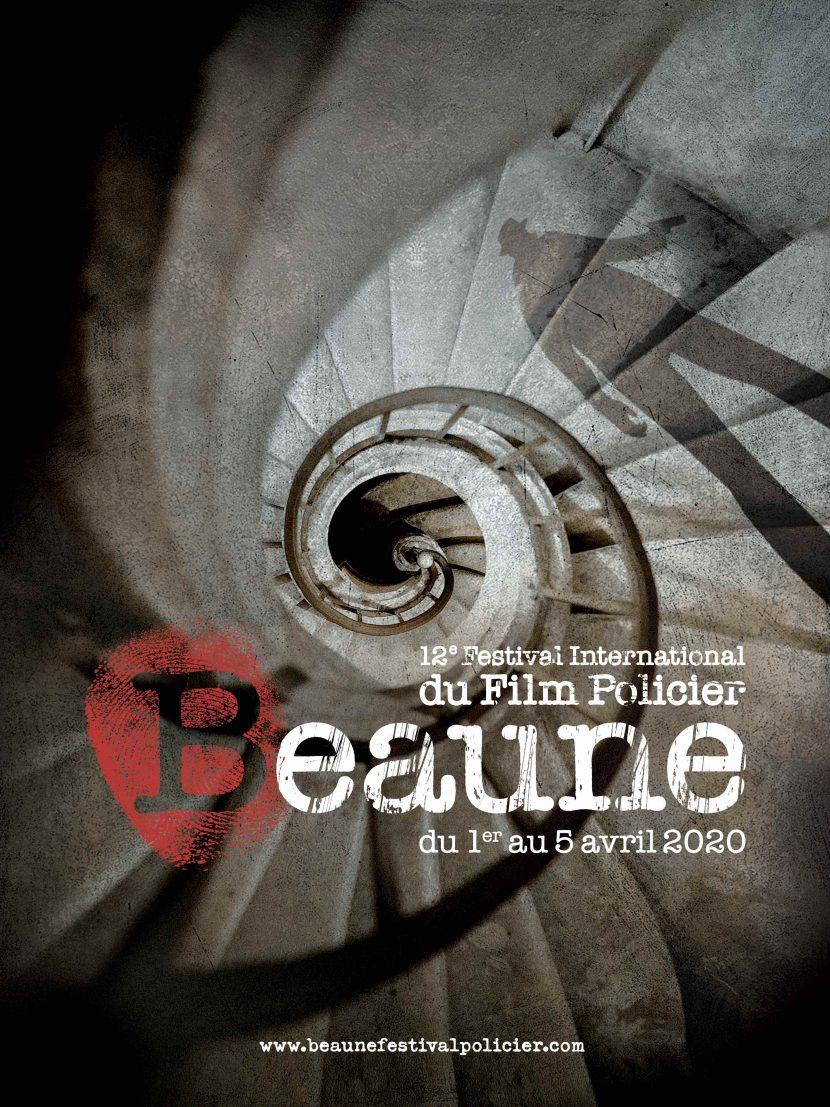 festival du film policier Beaune 2020 escalier ombre